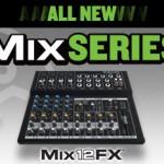 超コンパクトミキサー「MIX Series」新製品情報