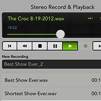 DL1608 Recording