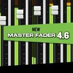 iPadと共に使用可能なデジタルミキサーMackie DLシリーズミキサー用アプリ「Master Fader」v4.6.1リリースのご案内