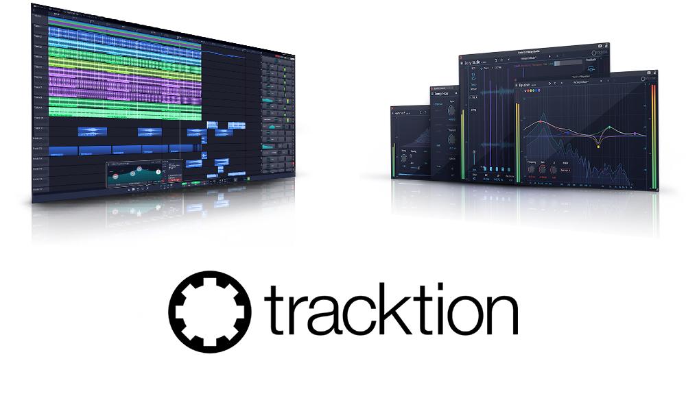 Tracktion Header
