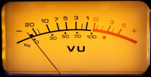 VU meter(2)