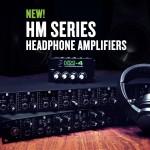 Mackie NAMM 2018新製品 ヘッドホンアンプ「HMシリーズ」