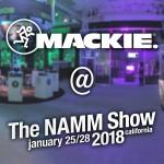 世界最大楽器展示会 NAMM Show 2018