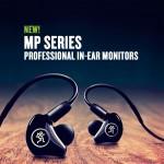 Mackie NAMM 2018新製品 高遮音性プロフェッショナルインイヤーモニター「MPシリーズ」