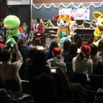 Mackie DL32Rがご当地キャラクターイベント『サンタすがもんと仲間達☆2014』で大活躍