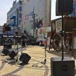 Mackie DL/DLM System使用イベント:「YOKOHAMA JUG BAND FESTIVAL VOL13」