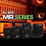 Mackie新製品パワードスタジオモニタースピーカーNew MRシリーズ 発売開始のご案内