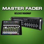 Mackie DL16S,DL32S用アプリMaster Fader™ 5.0 公開