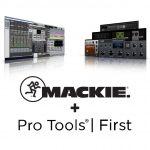Mackie製品にAvid® Pro Tools® | Firstライセンスバンドル開始