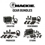 Mackieバンドルスターターキット「Mackie Bundle」を発表