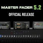 MackieデジタルミキサーアプリMaster Fader 5.2リリースのご案内