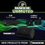 Mackie 新製品「Thump GO」「CR StealthBar」「EleMent Wave LAV」「EleMent Wave  XLR」を発表
