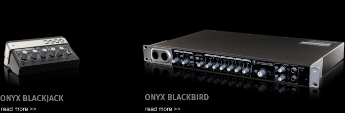 Onyx Blackjack, Onyx Blackbird